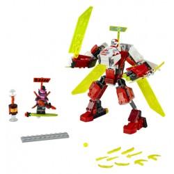 LEGO Ninjago - O Avião a Jato Robô do Kai (217pcs) 2020