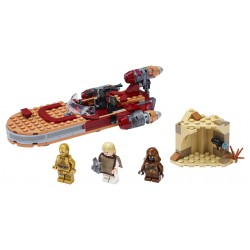 LEGO StarWars - Luke Skywalker's Landspeeder™ (236pcs) 2020