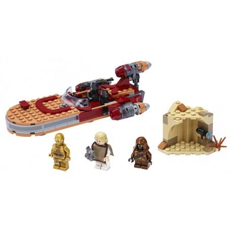 LEGO StarWars - Luke Skywalker's Landspeeder™ (236pcs) 2020
