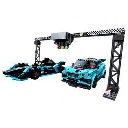 LEGO Speed Champions - Formula E Jaguar Racing GEN2 E Jaguar I-PACE (565pcs) 2020