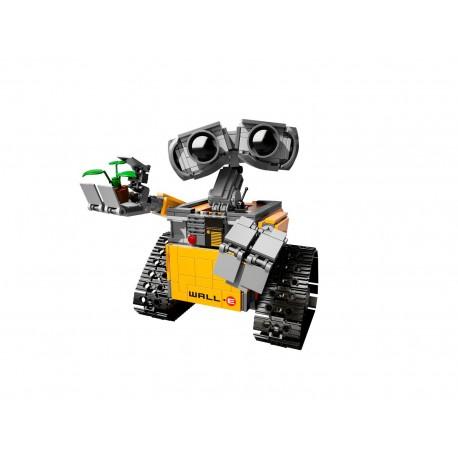 LEGO Exclusivo IDEAS - WALL.E (676pcs) 2016 - D