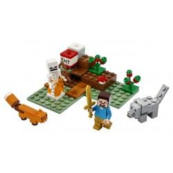LEGO Minecraft - A Aventura em Taiga (74pcs) 2020