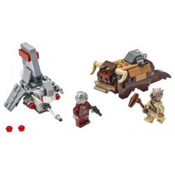 LEGO Star Wars Microfighters - T-16 Skyhopper vs Bantha (198pcs) 2020