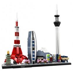 LEGO Architecture - Cidade de Tóquio (547pcs) 2020