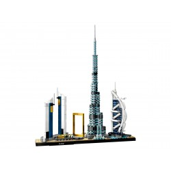 LEGO Architecture - Cidade do Dubai (740pcs) 2020
