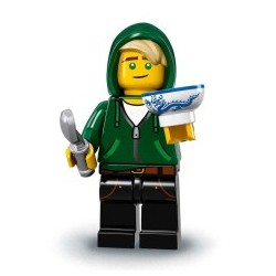 "LEGO Minifigure - Ninjago Movie ""Lloyd Garmadon"""