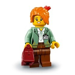"LEGO Minifigure - Ninjago Movie ""Misako"""