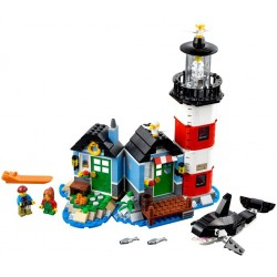 LEGO Creator - Sítio do Farol (528 pcs.) 2017