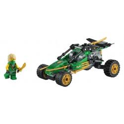 LEGO Ninjago - Invasor da Selva (127pcs) 2020