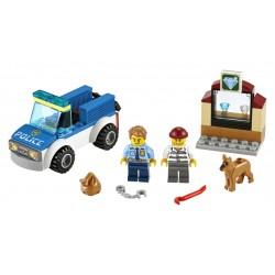 LEGO City - Unidade de Cães-Policia (67pcs) 2020