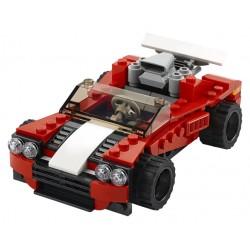 LEGO Creator - Carro Desportivo (134pcs) 2020
