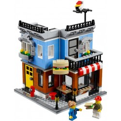 LEGO Creator - Mercearia de luxo da esquina (467 pcs.) 2017