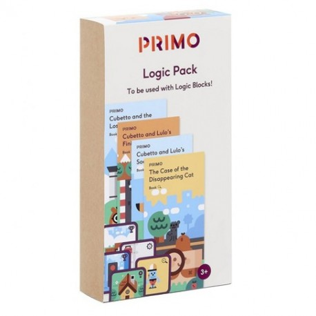 CUBETTO - Pack Lógica - PRIMO021A