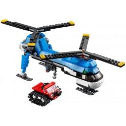 LEGO Creator - Helicóptero de Duas Hélices (326 pcs.) 2017