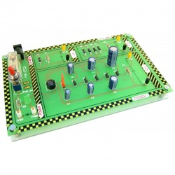 Electrónica - Módulo Experiências com Pontes Rectificadoras - EDU-006