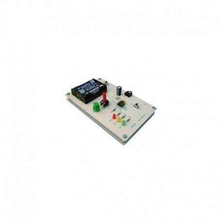 Módulo Experiências com Module PICAXE 008M - EDU-020