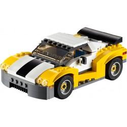 LEGO Creator - Carro Amarelo Veloz (222 pcs.) 2017