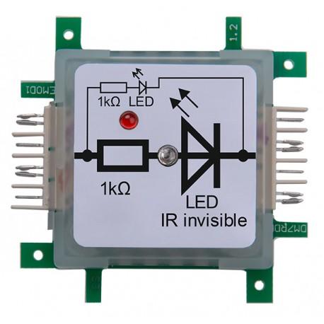 Brick'R'knowledge - LED IR - BR113640