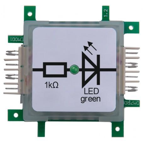 Brick'R'knowledge - LED Green - BR113639