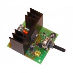 Módulo regulador motor CC 12V 6A - Cebek R-5