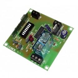 Módulo Receptor R.F. de 1 canal (433.92MHz) - TL-1