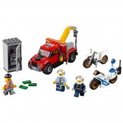 LEGO City - Camião-Reboque em Dificuldades (144pcs) 2017