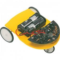 EDUTEK - KIT - Robô funciona c/som (para e arranca) - C9802