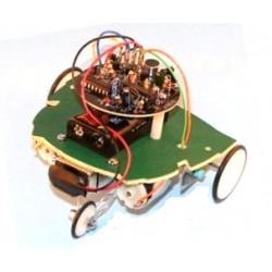 EDUTEK - KIT - Robot funciona c/som (diversas manobras) C9803