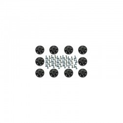 Bushings 21mm (5pcs.) and Screws - C60805