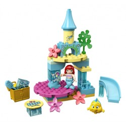 LEGO DUPLO Princess O Castelo do Fundo do Mar da Ariel (2020)