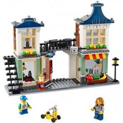 LEGO Creator - Loja de Brinquedos e Mercearia (466 pcs.) - 2016