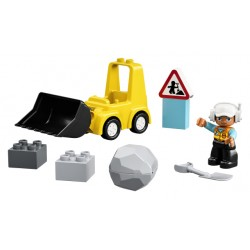 LEGO LUPLO - Bulldozer (10pcs) 2020