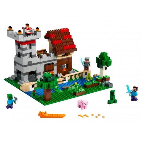 LEGO Minecraft - A Caixa de Minecraft (564pcs) 2020