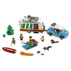 LEGO Creator - Férias de Família em Caravana (766pcs) 2020
