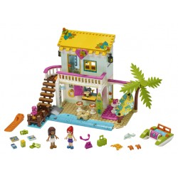 LEGO Friends - Casa da Praia (444pcs) 2020