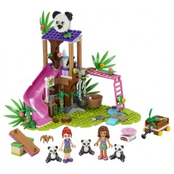 LEGO Friends - A Casa do Panda na Árvore da Selva (268pcs) 2020