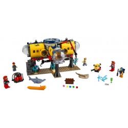 LEGO City - Base de Exploração do Oceano (497pcs) 2020