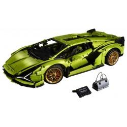 LEGO Technic - Lamborghini Sián FKP 37 (3696pcs) 2020