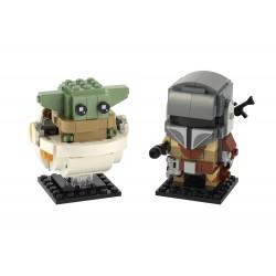 LEGO Star Wars - O Mandaloriano e a Criança (295pcs) 2020