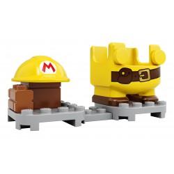 LEGO Super Mário - Mário Construtor (10pcs) 2020