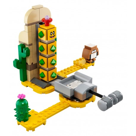 LEGO Super Mário - Cactubola do deserto (180pcs) 2020