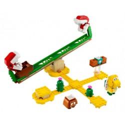 LEGO Super Mário - Derrapagem da Planta Piranha (217pcs) 2020