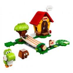LEGO Super Mário - Casa de Mario e Yoshi (205pcs) 2020