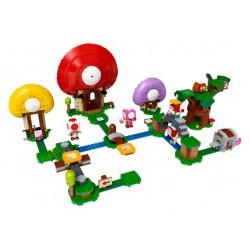 LEGO Super Mário - Caça ao tesouro de Toad (464pcs) 2020