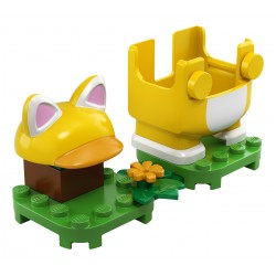 LEGO Super Mário - Mário Gato (11pcs) 2020