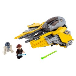 LEGO Star Wars - Interceptor Jedi™ de Anakin (248pcs) 2020