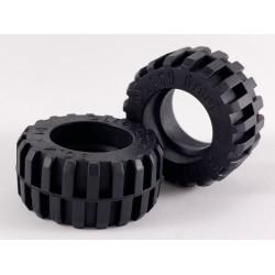 LEGO Peça - Tyre normal wide 30,4x14 (Black) 2009