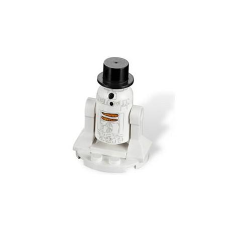 LEGO STARWARS Minifiguras - Snowman R2-D2