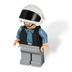 LEGO STARWARS Minifiguras - Rebel Fleet Trooper