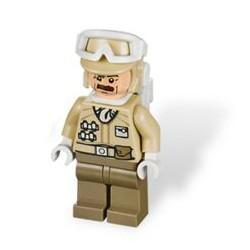 LEGO STARWARS Minifiguras - Hoth Rebel Trooper